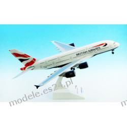 Model AirBus A380-800 British Airways 1:200 Wysokie Detale(na zamówienie)