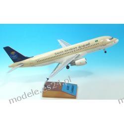 Model AirBus A320-200 Saudi Arabian 1:100 VIP