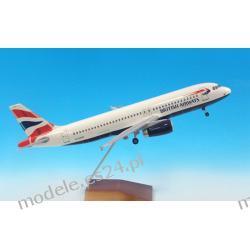 Model AirBus A320-200 British Airlines 1:100 VIP