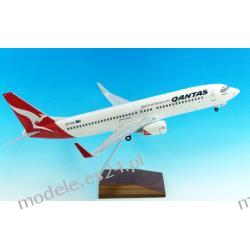 Model Boeing 737-800 Qantas Airways 1:100 VIP