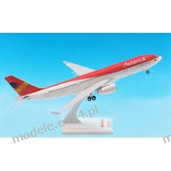 Model AirBus A330-200 Avianca 1:200