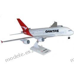 Model AirBus A380-841 Qantas Airways 1:200 Wysokie Detale(na zamówienie)