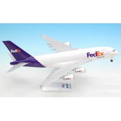 Model AirBus A380-841F FedEx 1:200 Wysokie   Detale
