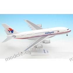 Airbus A380-841 Malaysia Airlines 1:200 podwozie i   dokładne malowanie skrzydeł