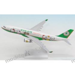 Model Airbus A330-200 Eva Airways Hello Kitty 1:200