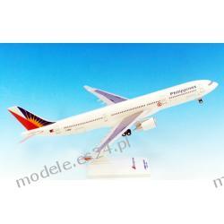 Model AirBus A330-300 Philippines Airlines 1:200 podwozie + dokładne malowanie skrzydeł