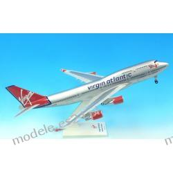 Boeing B747-400 Virgin Atlantic Airways 1:200 VIP wersja, wydanie drugie