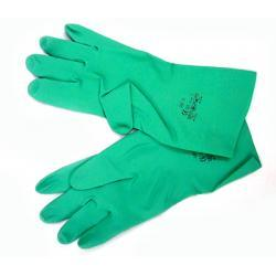 Nitrile Chemical Resistant Gloves Mleczka i pasty polerskie