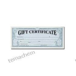 Gift Voucher, kupon wartość 500zł Czyszczenie felg