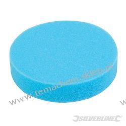 Silverline 180mm Medium Blue Mleczka i pasty polerskie