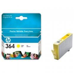 Tusz HP nr 364 - CB320EE Żółty