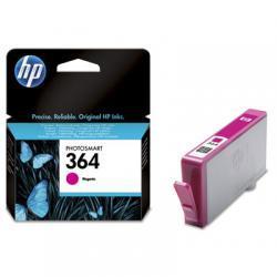 Tusz HP nr 364 - CB319EE Purpurowy (czarny blister)