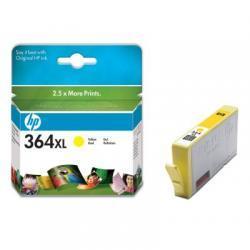 Tusz HP nr 364XL - CB325EE Żółty