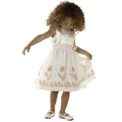 Satynowa sukienka Next 4-5 lat
