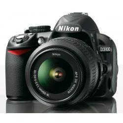 Nikon D3100+18-55 VR GW
