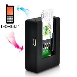 Mini podsluch podsłuch GSM Pluskwa lokalizator akt. glosem głosem