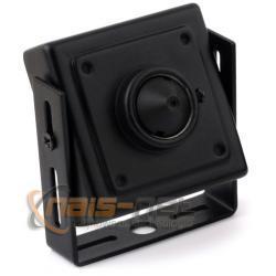MINI kamera KOLOROWA PINHOLE 480 TVL SONY CCD