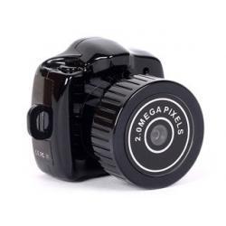 Mini aparat 2 Mpx szpiegowska mini kamera