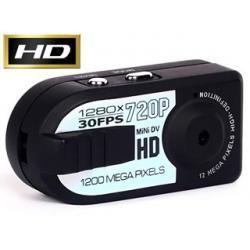 Mini Aparat Q5 szpiegowska ukryta mini kamera HD (detekcja ruchu)