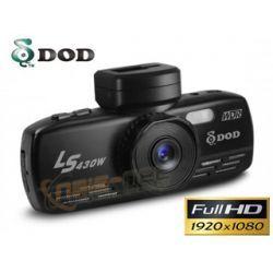 Kamera rejestrator samochodowy DOD LS430 W GPS Full HD