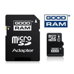Karta pamięci microSD GOODRAM 32GB CL10 UHS-I (adapter SD)