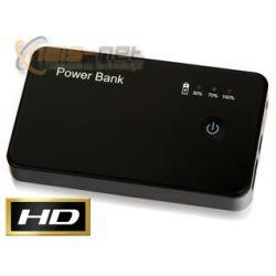Power bank V6 mini kamera szpiegowska HD (detekcja ruchu)