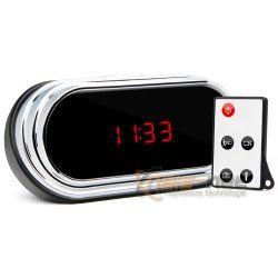 Zegar LCD V9 mini kamera szpiegowska (detekcja ruchu)