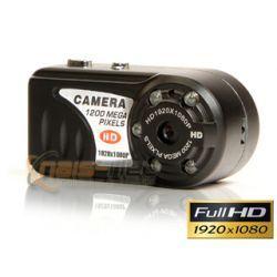 Mini aparat 12 Mpx kamera szpiegowska FULL HD (nagrywanie ciągłe)