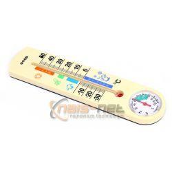 Termometr mini kamera szpiegowska (detekcja ruchu)