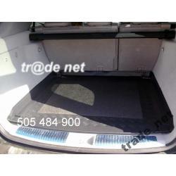 MERCEDES  MLW163 W164 W166 GL, G - mata bagażnika Welurowe