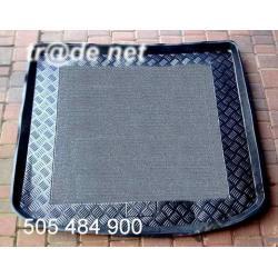SEAT ALTEA XL FREETRACK dedykowana mata bagażnik Welurowe