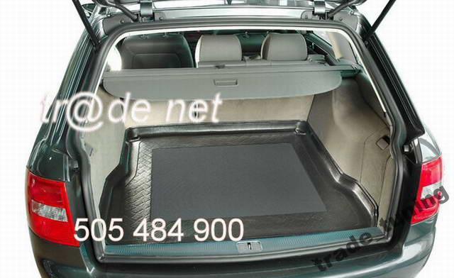 Audi A4 B5 Kombi 94 01 Bagażnik Mata Ochronna Na Bazarekpl