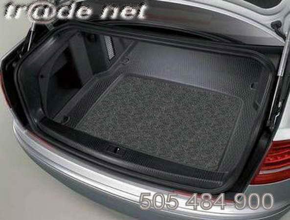 AUDI A8 D3 2002-2010 - bagażnik - mata ochronna na Bazarek pl