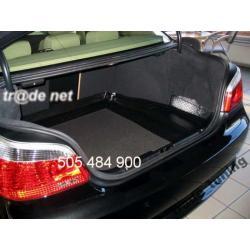 BMW 5 E60 sedan od 03 - bagażnik - mata ochronna Do bagażnika