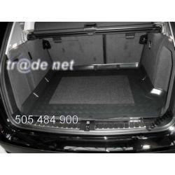 BMW X3 II F25 od 2010 do 10.2017 - bagażnik - mata ochronna Do bagażnika