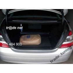 MERCEDES CL W216 bagażnik - mata ochronna