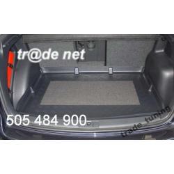 VW GOLF VI PLUS - bagażnik - mata ochronna Welurowe