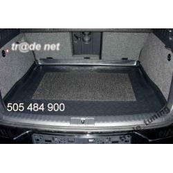 VW TIGUAN 2007-2016 z kołem zapasow bagażnik - mata ochronna