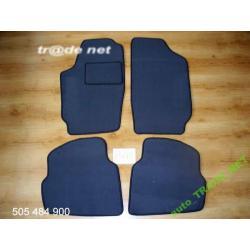 Seat Cordoba IV od 2002 super welur! +stopery Do bagażnika