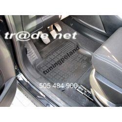 Gumowe korytka rant 3cm Mercedes Citan VAN od 2012 Do bagażnika
