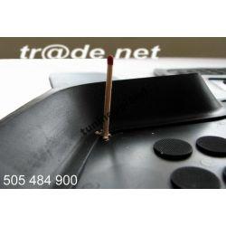 Gumowe korytka rant 3cm Citroen C4 Picasso II od 2013 Do bagażnika