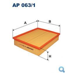 Filtron AP 063/1 Filtr Powietrza AUDI A4 VW BMW