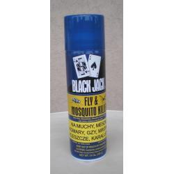 Black Jack Fly & Mosquito Spray Zapach Neutralny