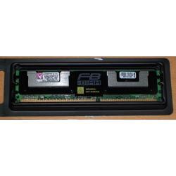 2GB KINGSTON 5300F FB PC2-5300F-555 DDR2 ECC  Podzespoły bazowe