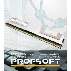 Pamięć RAM 16GB 4x 4GB 5300F FB PC2 DDR2 ECC Podzespoły bazowe