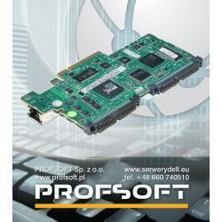 Karta zdalnego zarządzania DRAC 5 Dell PE 1950 2950 2900 gwarancja