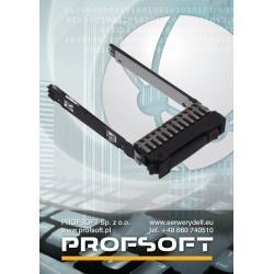 NOWA Kieszeń hot swap HP SAS SATA 2.5'' G5 G6 G7
