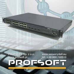 Dell PowerConnect 5224 24xGigabit 1Gb Switch gwar