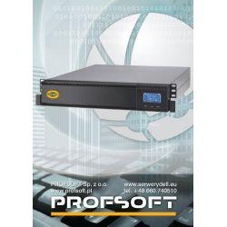 UPS ORVALDI V1000 on-line 2U LCD