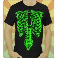 rentgen T-Shirt Unisex wszystkie rozmiary